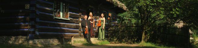 Na skrzypcach przez Węgry