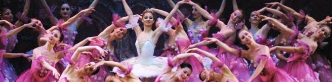 Moscow City Ballet: Dziadek do Orzechów i Jezioro Łabędzie, czyli podróż do krainy marzeń