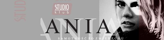 Pół żartem, pół serio – koncert Ani Dąbrowskiej w Klubie Studio
