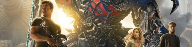 """Chaos na ekranie, chaos w scenariuszu i lokowanie produktu w """"Transformers: Wiek zagłady"""""""