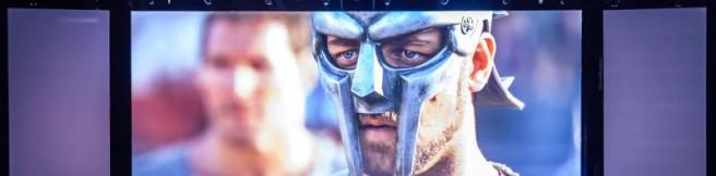 Gladiator w iście rzymskiej oprawie. Takiej emocjonującej walki na krakowskiej Arenie jeszcze nie było!