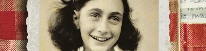 """Niezwykłe przesłanie krnąbrnej nastolatki spisane w """"Dzienniku Anne Frank"""""""