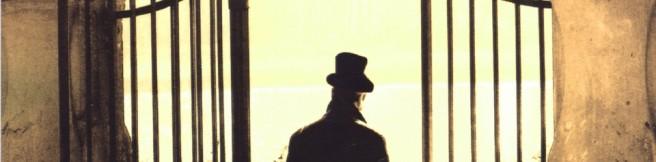 """Gęsty od londyńskiej mrocznej mgły """"Scotland Yard"""" Alexa Greciana"""