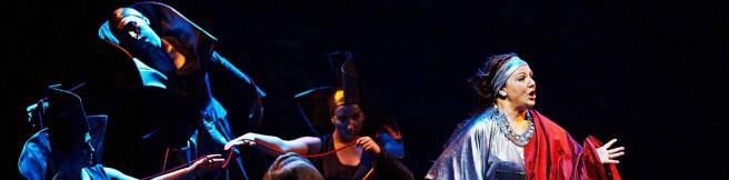 """Teatr w teatrze czyli """"Ariadna na Naxos"""" w Operze Krakowskiej"""