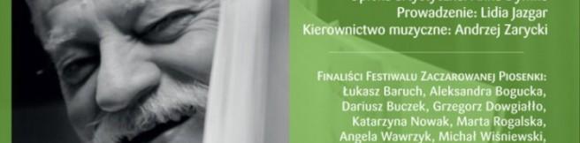 Urodzinowy koncert Andrzeja Zaryckiego w jubileuszowym Zaczarowanym Radiu Kraków