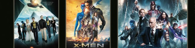 Maraton X-MEN w Cinema City Bonarka!