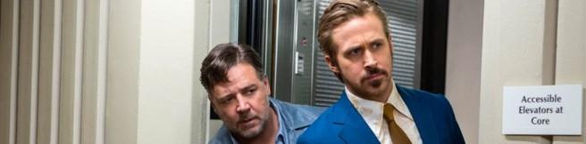 """Aseksualny Ryan Gosling i gruby Russel Crowe w lekkiej komedii """"Nice Guys. Równi goście"""""""
