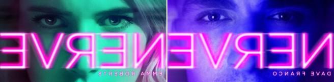"""Challenge accepted – """"Nerve"""" z Emmą Roberts i Dave'em Franco"""