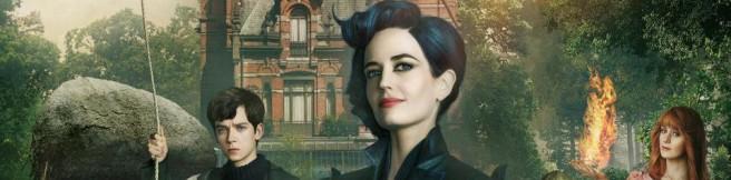 """Jak bardzo można nie wykorzystać potencjału? """"Osobliwy dom pani Peregrine"""" Tima Burtona"""