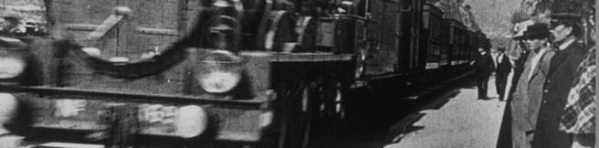 Demonstracya żywych fotografij za pomocą Kinematografu – 120 lat później