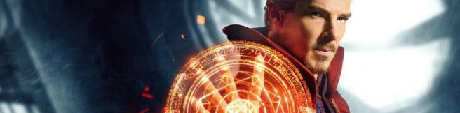 "Nadprzyrodzone moce Marvela – ""Doktor Strange"" Scotta Derricksona"