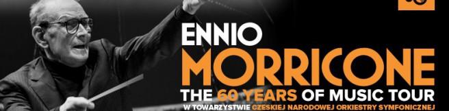 Maestro Ennio Morricone w Krakowie!