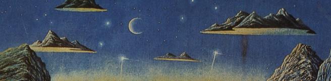 """Muzyka na szczytach tęsknoty. """"Flying mountains"""" Ewy Landowskiej"""