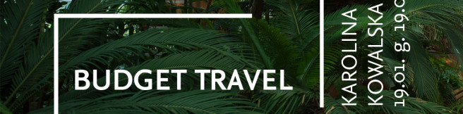 Budget Travel – zielona instalacja