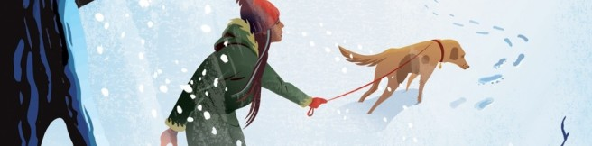 Zimowa opowieść o dostrzeganiu ukrytego piękna